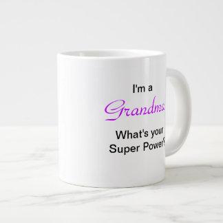 I'm a Grandma Giant Coffee Mug