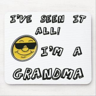 I'm A Grandma Mouse Pad