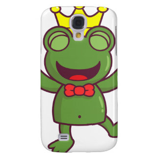 I'm a Green Frog Galaxy S4 Cases