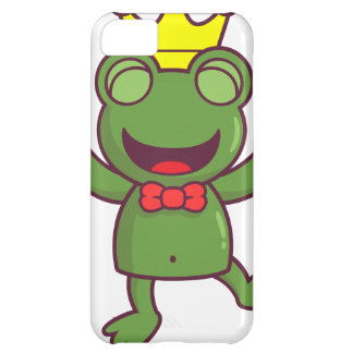 I'm a Green Frog iPhone 5C Cases