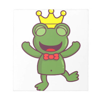 I'm a Green Frog Memo Note Pads