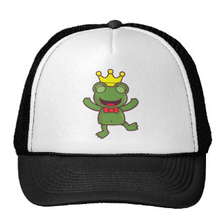 I'm a Green Frog Trucker Hat