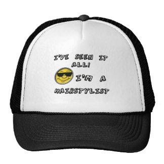 I'm A Hairstylist Trucker Hats