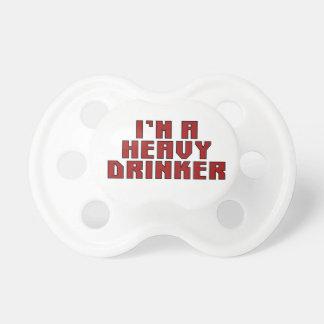 I'm a Heavy Drinker Pacifier