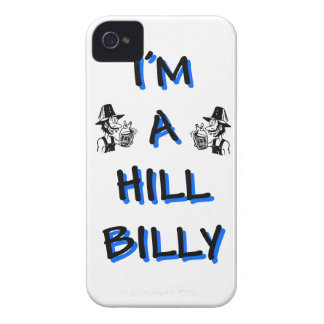 I'm a hillbilly iPhone 4 cases