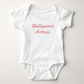 I'm A Hollywood Actress Baby Bodysuit