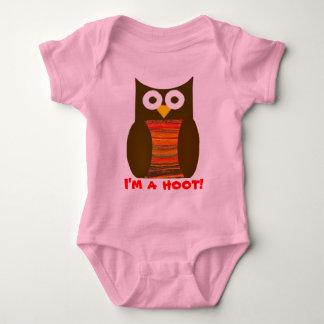 I'M A HOOT! BABY BODYSUIT