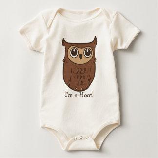 I'm a Hoot! Owl Bodysuit