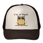 I'm a Hoot T-shirts and Gifts Trucker Hats