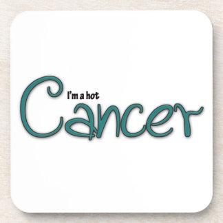 I'm A Hot Cancer Coaster