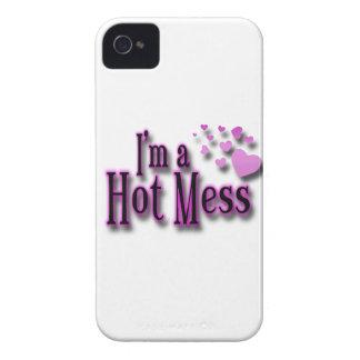 I'm a Hot Mess iPhone 4 Case-Mate Case