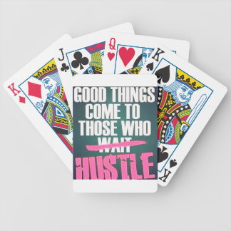I'M A HUSTLER BICYCLE PLAYING CARDS