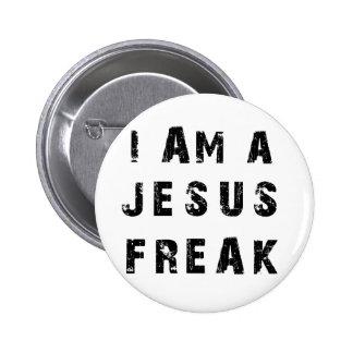 I'm A Jesus Freak Pinback Button
