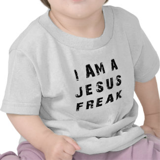 I'm A Jesus Freak T-shirt