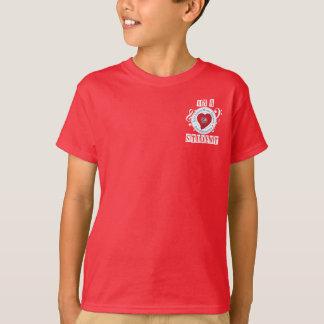 I'm A JLMS Student-Basic Hanes Tagless ComfortSoft T-Shirt