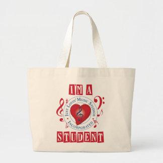 I'm A JLMS Student Jumbo Tote Bag