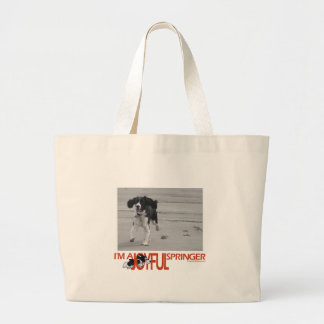 I'm A Joyful Springer Customize With Your Photo Tote Bags