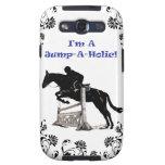 I'm A Jump-A-Holic! Horse Samsung Galaxy Case-Mate Galaxy SIII Cover