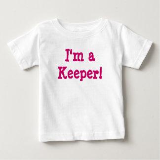 I'm a Keeper! Baby T-Shirt