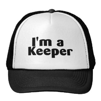 Im A Keeper Mesh Hats