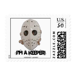 I'M A KEEPER! POSTAGE