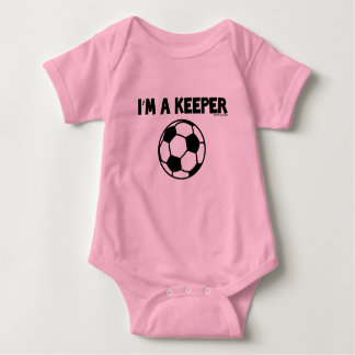 IM A KEEPER- SPORTY SLANG - SOCCER CREEPER