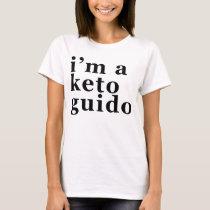 I'm a Keto Guido Funny Ketogenic Gifts for Italian T-Shirt
