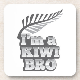 I'm a KIWI (New Zealand) Drink Coaster