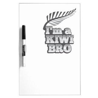 I'm a KIWI (New Zealand) Dry Erase Board