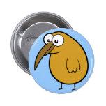 I'm a Kiwi Pinback Button