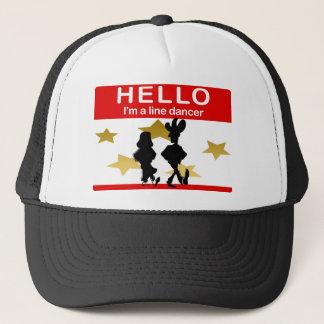 I'm A Line Dancer Trucker Hat