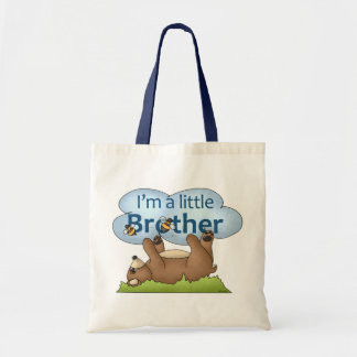 I'm a little Brother bear Tote Bag