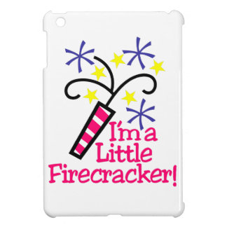 Im a Little Firecracker iPad Mini Case