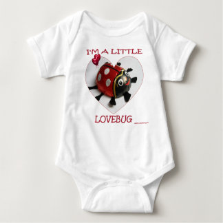 I'm a Little Love Bug Baby Bodysuit