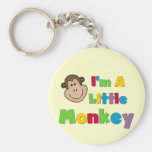 I'm a Little Monkey Tshirts and Gifts Keychains