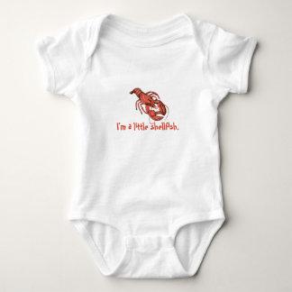 I'm a Little Shellfish Infant Creeper