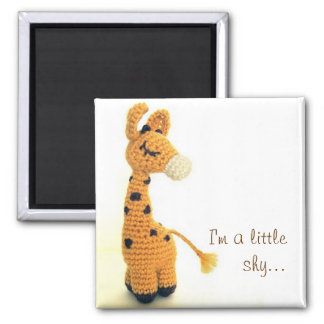I'm a little shy... refrigerator magnets