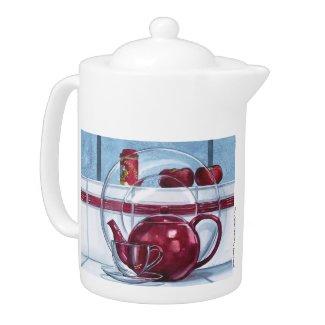 I'm          a Little Teapot Teapot