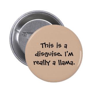 I'm a llama button