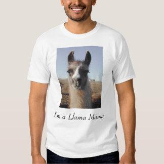 I'm a Llama Mama T Shirt