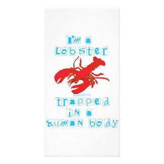 I'm a Lobster Card