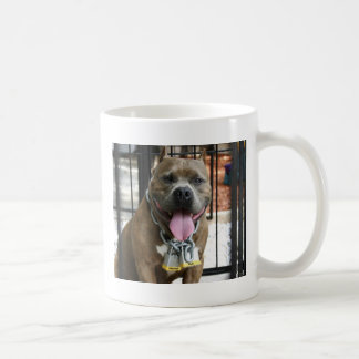 I'm A Lover, Not A Fighter! Classic White Coffee Mug
