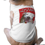 I'm a Lover not a Fighter Pet Clothes