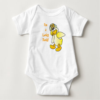 I'm a Lucky Duck Baby Bodysuit
