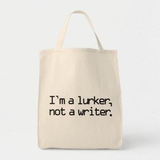 I'm a Lurker Tote Bag