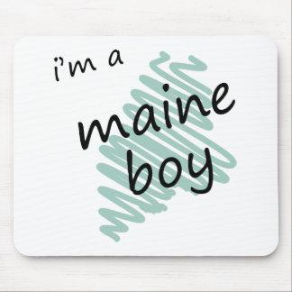 I'm a Maine Boy Mouse Pad