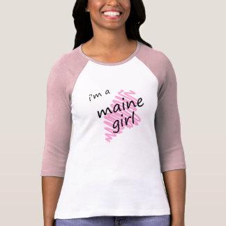 I'm a Maine Girl Shirts