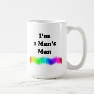 I'm A Man's Man Coffee Mug