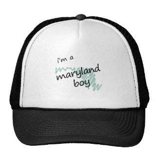 I'm a Maryland Boy Trucker Hat