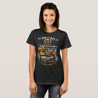 I'm a May woman T-Shirt